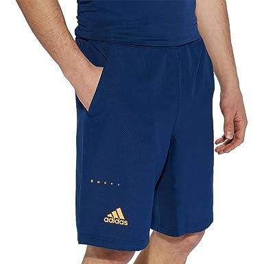 adidas barricade shorts blue