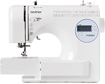 Máquina de coser Brother FS60: Amazon.es: Hogar