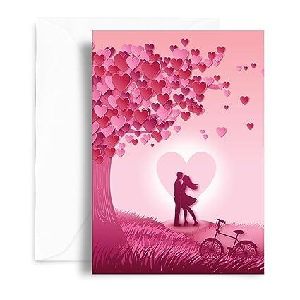 Kaarti valentine day greeting card sk0713 amazon office products kaarti valentine day greeting card sk0713 m4hsunfo