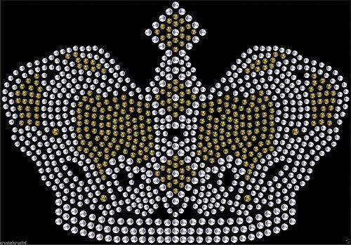 iron-on-gold-royal-crown-rhinestone-diamante-transfer-hotfix-crystal-motif-applique