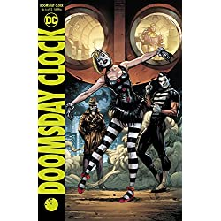 DOOMSDAY CLOCK #6 VARIANT COVER