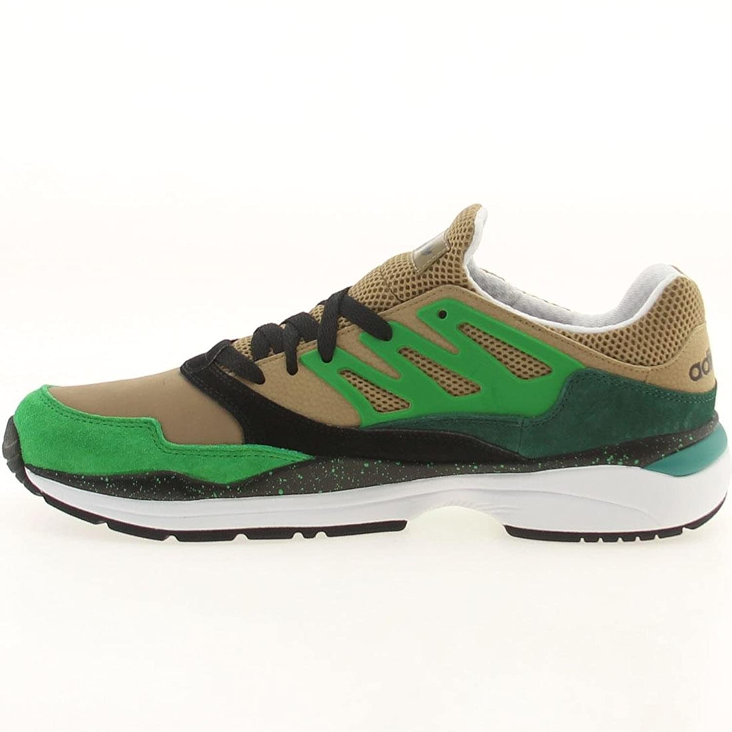 Amazon.com | Adidas Mens Torsion Allegra Sttarn/Reagrn/Forest G96661 | Shoes