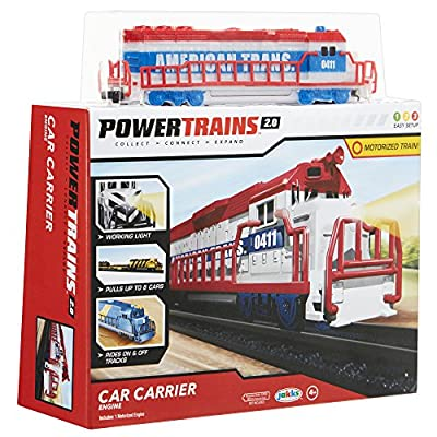 Power Trains Engine Pack #1 - by Jakks Pacific Train Engine: Toys & Games
