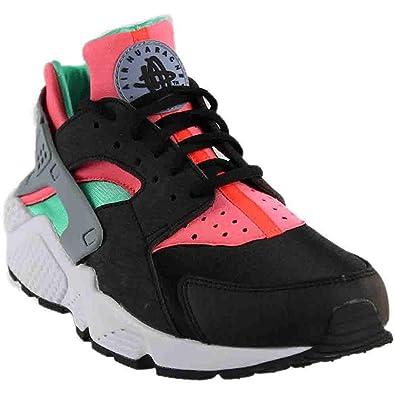 871e2dd0b608 Nike Womens AIR Huarache Run Black Menta Hot Lava Black 634835-003 ...
