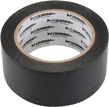 Fixman 192587 Black Polythene Jointing Tape 50mm x 33m