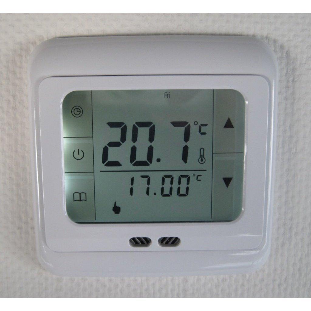 SAILUN 5 Stück / Set Raumthermostat Digital Thermostat ...