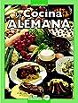 Cocina alemana - Hardcover (PiBoox Culinaria - Hardcover)