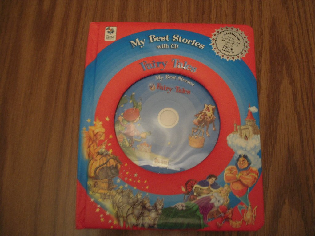Fairy Tales My Best Stories with CD pdf epub