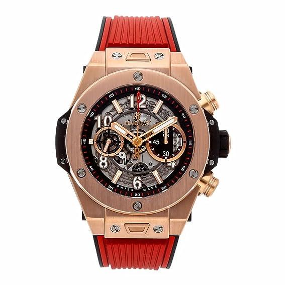 Hublot Big Bang 411.OX.1180.RX - Reloj automático, autoenrollable para hombre: Hublot: Amazon.es: Relojes