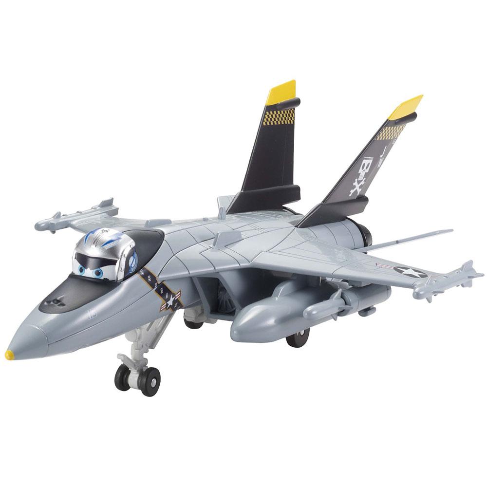 Amazon.com: Disney Planes Deluxe Talking Bravo Plane: Toys ...
