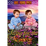 ROMANCE: Mail Order Bride: Surprise Twins for the Cowboy (BBW Christian Western Romance) (Clean & Wholesome Inspirational Short Stories)