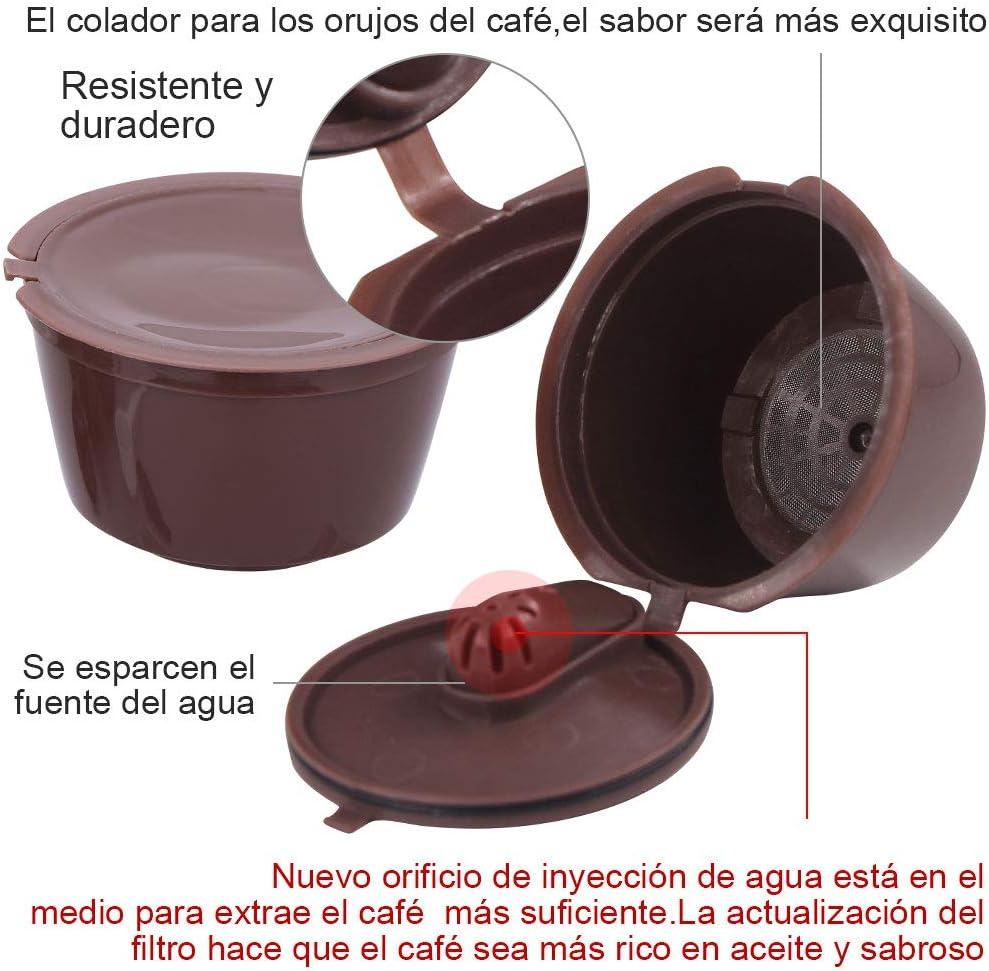 letilio Capsules filtres 6 marron