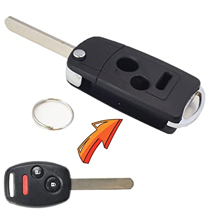 Key Fob Keyless Entry Remote fits 2008 Honda Fit 2005-2010 Honda Odyssey 2006-2014 Honda Ridgeline OUCG8D-380H-A