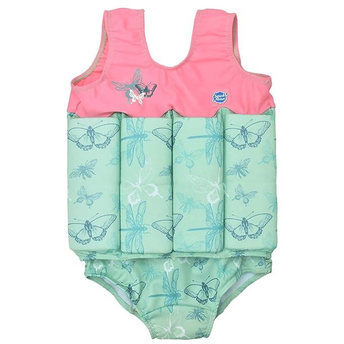 Splash About - Traje de Flotador Unisex para bebé con flotabilidad Ajustable