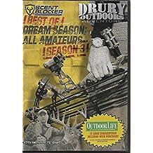 Drury Outdoors Best of Dream Season: All Amateurs Season 3 Hunting DVD