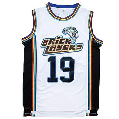 Mens Basketball Jersey  19 Aaliyah Brick Layers 1996 MTV Rock N Jock Jersey  (Small c16b04cf9