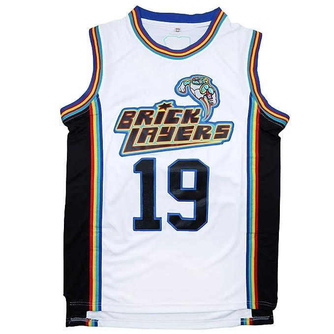 Amazon.com: Camiseta de baloncesto para hombre con el número ...
