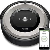 iRobot Roomba E5154 Robot Vakumlu Temizleyici, Gri/Siyah