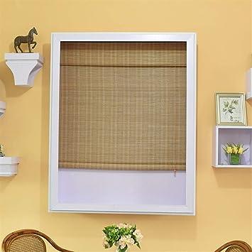 Cortina de bambú Protector Solar ProteccióN UV Interior Al Aire ...