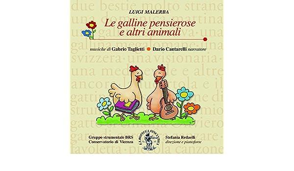 Le Galline Pensierose E Altri Animali La Gallina Dalle Uova D Oro