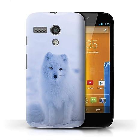 eSwish Carcasa/Funda Dura para el Motorola Moto G (2013 ...