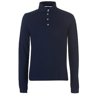 Kangol Hombre Multi Panel Camiseta Polo Azul Marino S: Amazon.es ...