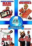 Big Momma's House / Big Momma's House 2 / Dr. Dolittle / Dr. Dolittle 2 [DVD] [1998] [Import]