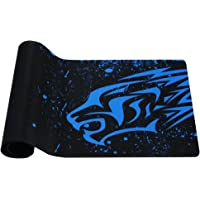 Blue Leopard Thick Gaming Mouse Pad-EXCO Anime Mouse Mat,Multiple Pattern Selection,Non-Slip Soft Rubber Computer Pad…