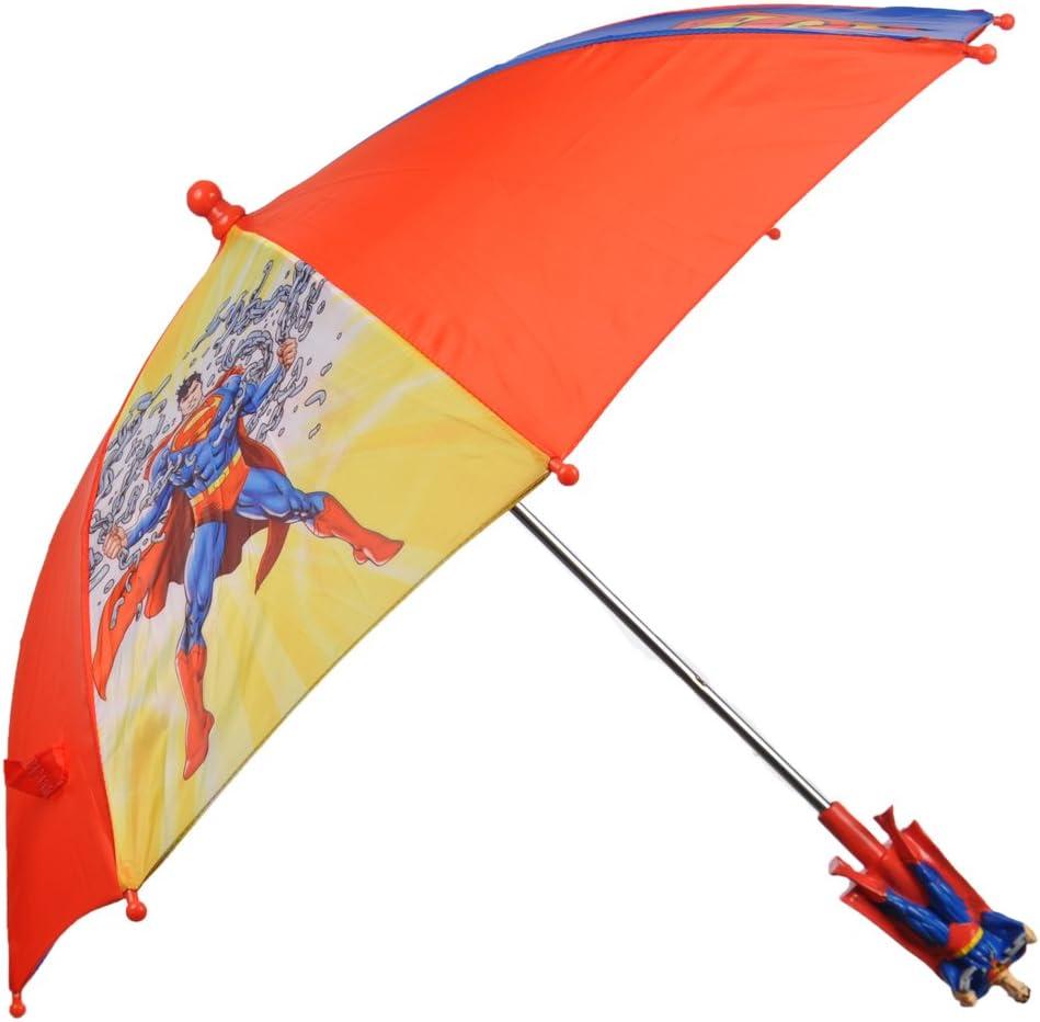 De Grisogono de Superman paraguas con mango quebrantando cadena: Amazon.es: Jardín