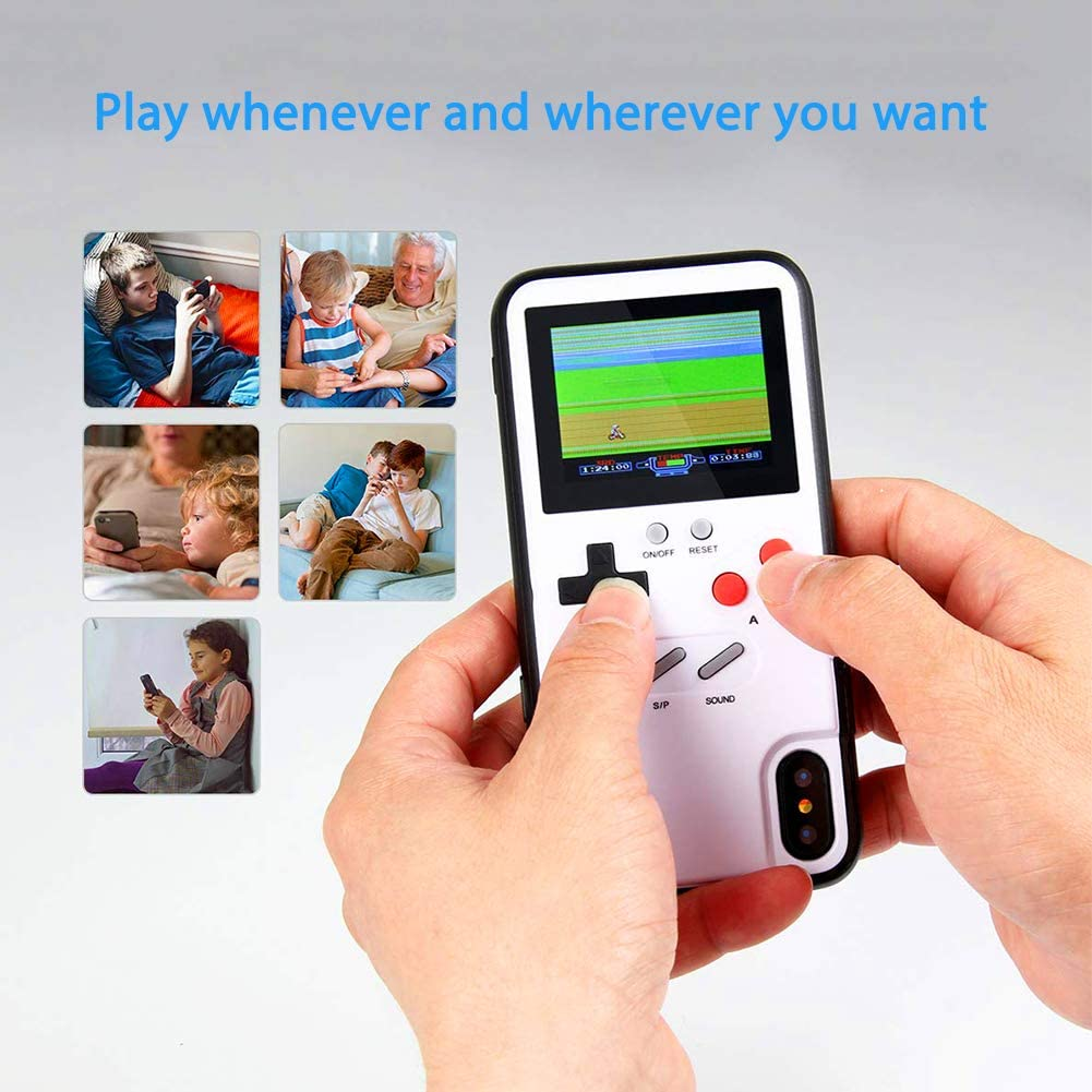 Gaming Boy Case Cover