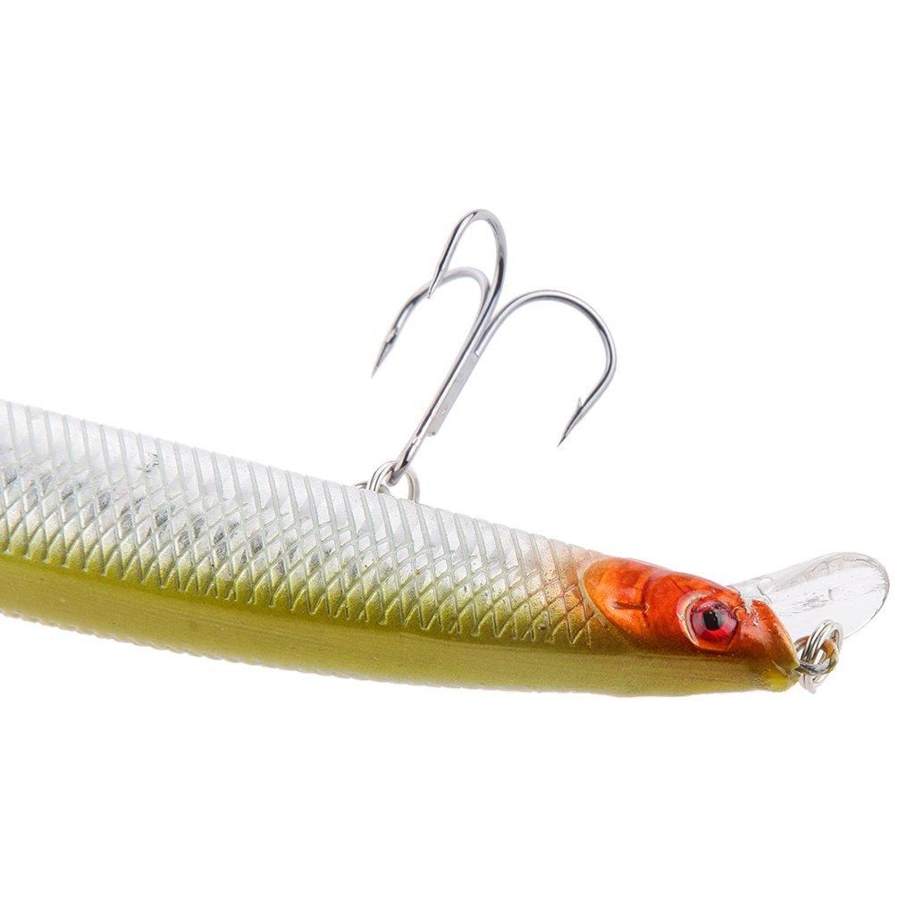 1x Se/ñuelos Cebos De Pesca Se/ñuelos Artificiales Realistas Swimbaits 18cm 26g