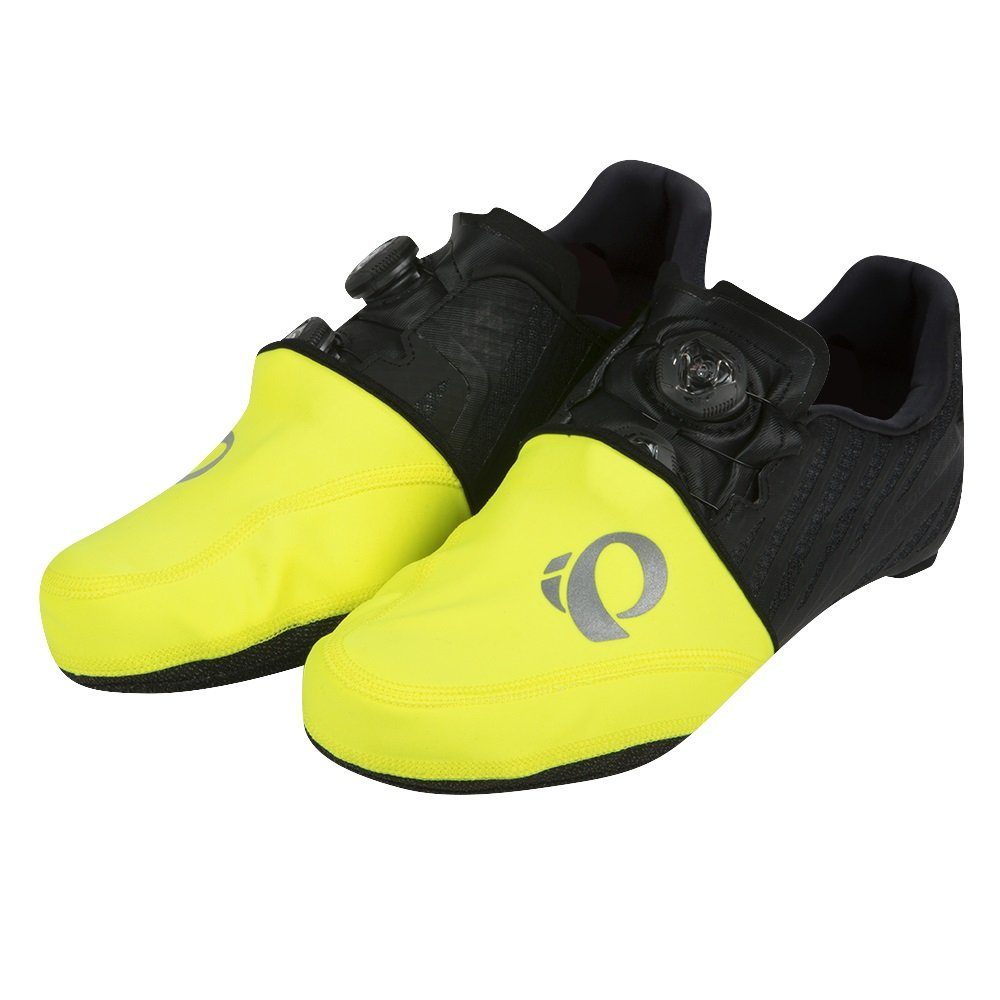 Pearl iZUMi PRO Thermal Toe Cover; Screaming Yellow; Size: L/XL