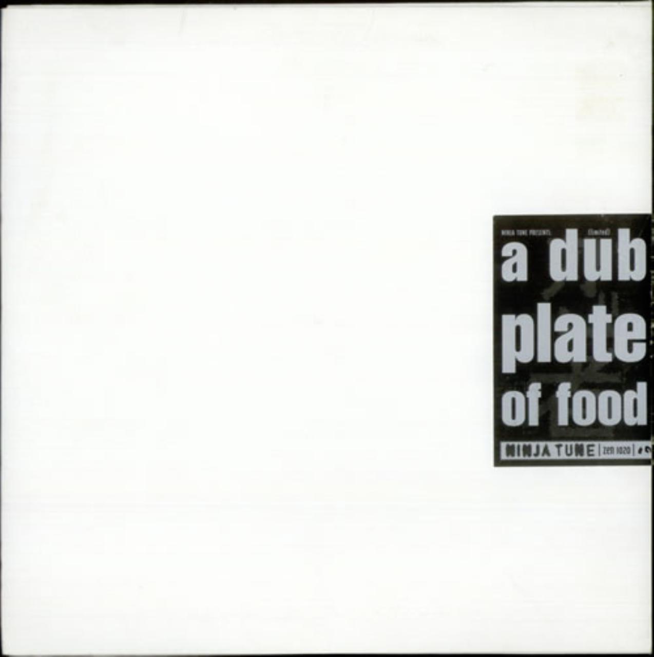Dub Plate of Food : DJ Food: Amazon.es: Música