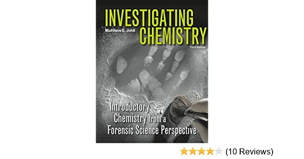 investigation review what do chemists do