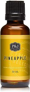P&J Trading Premium Fragrance Oil Pineapple 30ml