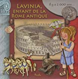 Lavinia, enfant de la Rome antique