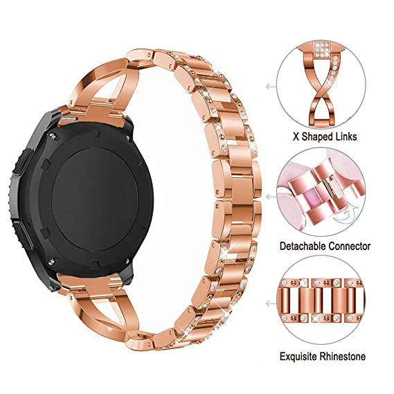 Amazon.com: for Matrix PowerWatch Bands for Women, 22MM ...