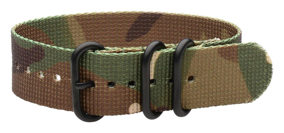 Clockwork Synergy, LLC APPAREL ユニセックスアダルト 24mm|アーミーカモ(Army Camo) アーミーカモ(Army Camo) 24mm B00F2K188Q