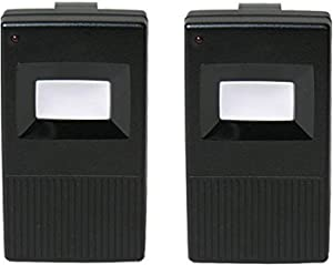 2 for Linear Delta 3 DT DTA DTD DTC Garage Door Remote DNT00002A (310 mhz)