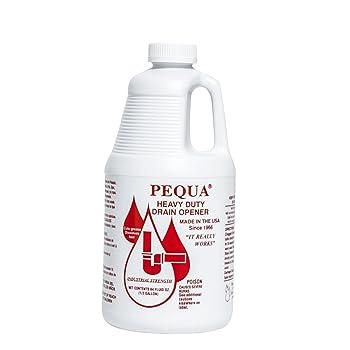 Pequa Industries P-10264 Liquid Drain Cleaner
