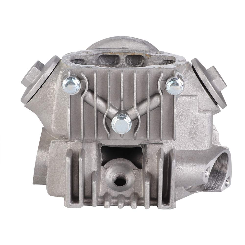 Motorcycle Horizontal Type Cylinder Head Assembly Fit for 50 50CC KIDS ATV QUAD Cylinder Head