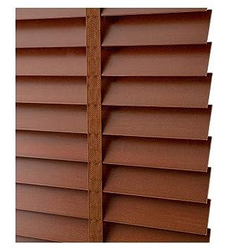 Amazon De Zemin Jalousien Sichtschutz Fenster Wohnzimmer Dauerhaft