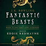 by J.K. Rowling (Author), Newt Scamander (Author), Eddie Redmayne (Narrator), Pottermore from J.K. Rowling (Publisher) (625)  Buy new: $14.95