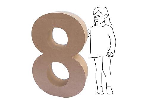 100 cm de número gigante y letras grandes para cumpleaños ...