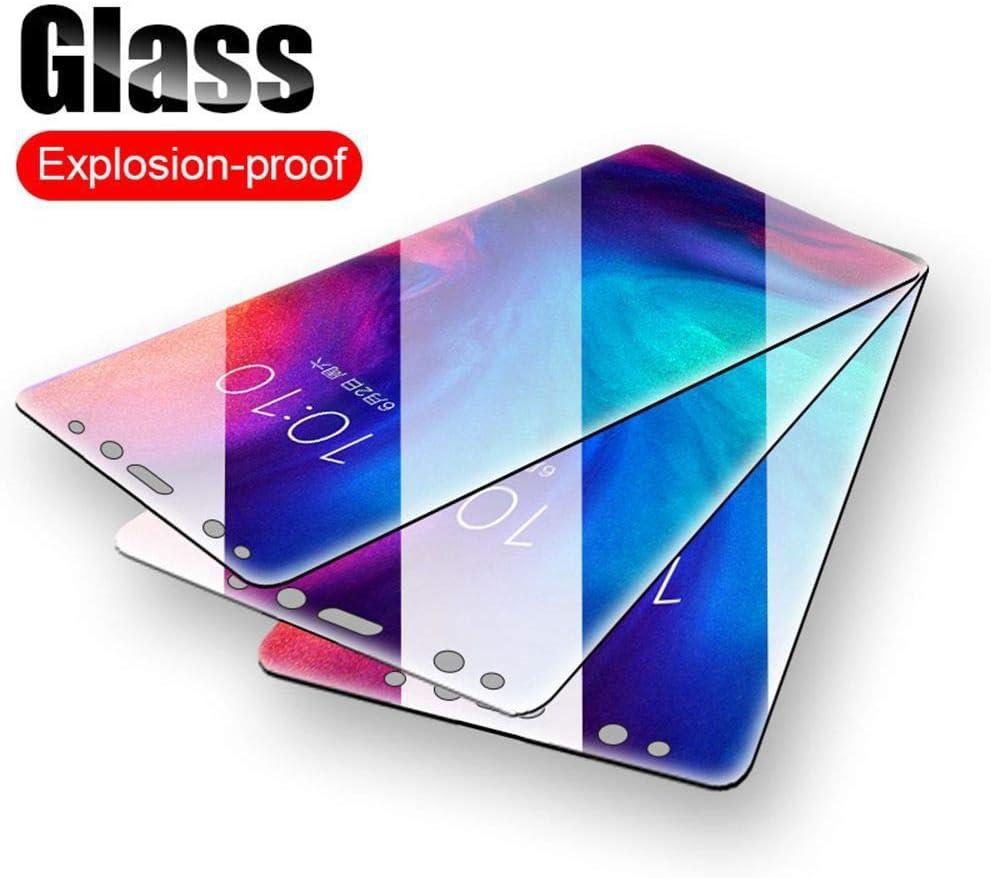 DSMYZ Protector de Pantalla Vidrio Templado 25D para Xiaomi Redmi ...