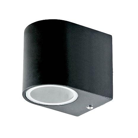 pared de diseo de la lmpara hacia abajo fachadas radiador iluminacin al aire libre IP44 aluminio