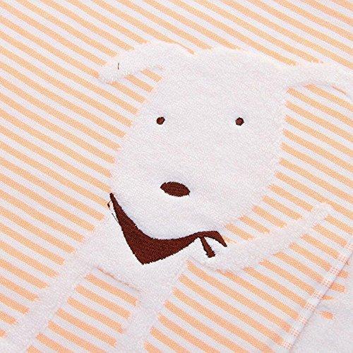 MAZIMARK--1PC Animal Dog Face Towels For Adults Bathroom Towel Hot Sale Cartoon Towel
