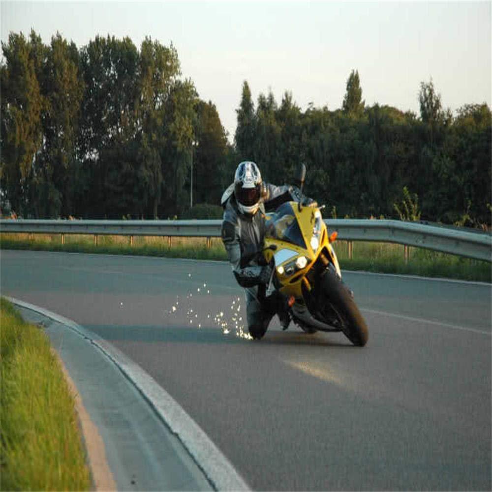 WildBee Biker Waterproof Motocross Riding Racing Kneepads Protective Gears Slider Blue