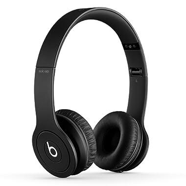 Beats Solo HD On-Ear Headphone Matte Black (Refurbished)