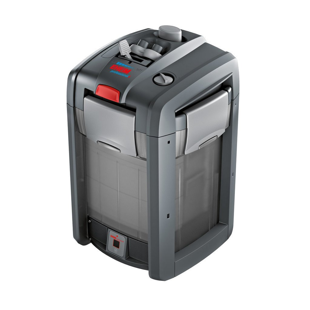EHEIM professionel 4 250 T Range Extender Thermo-Außenfilter mit Regelfunktion zur Standzeit-Verlängerung und integrierter Heizung